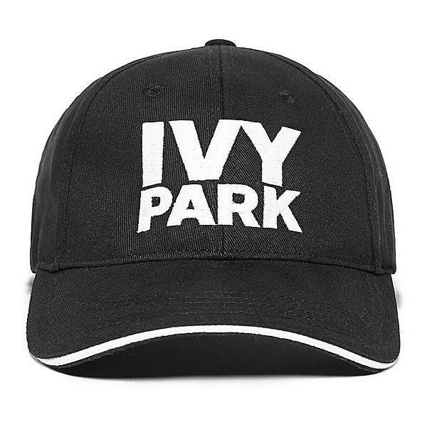 IVY PARK Baseball Cap ($21) ❤ liked on Polyvore featuring