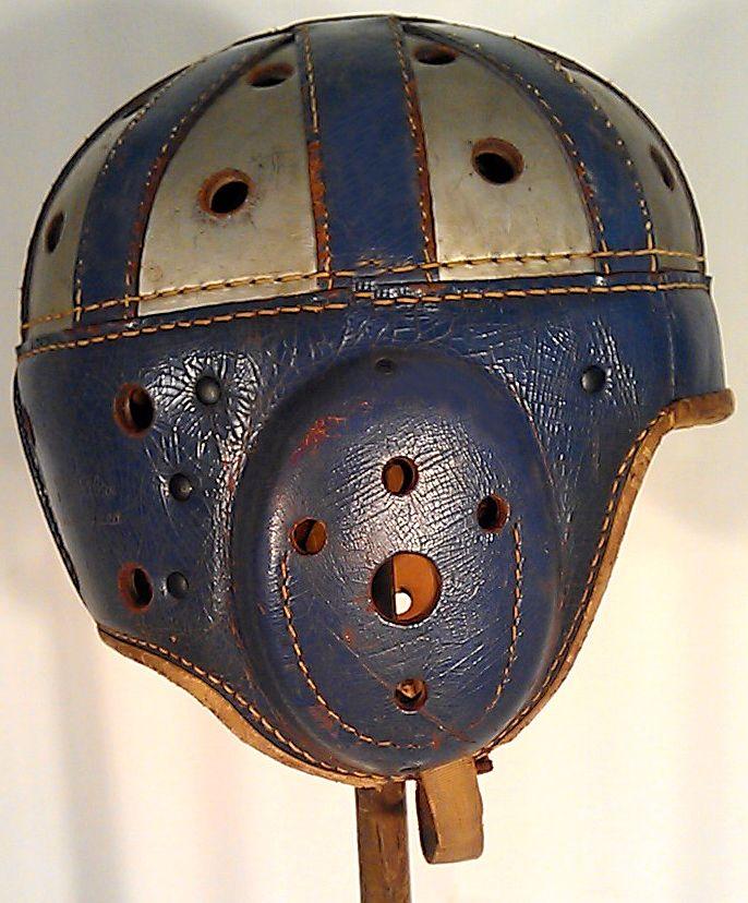 Vintage Football Helmets - Antique Football Helmets