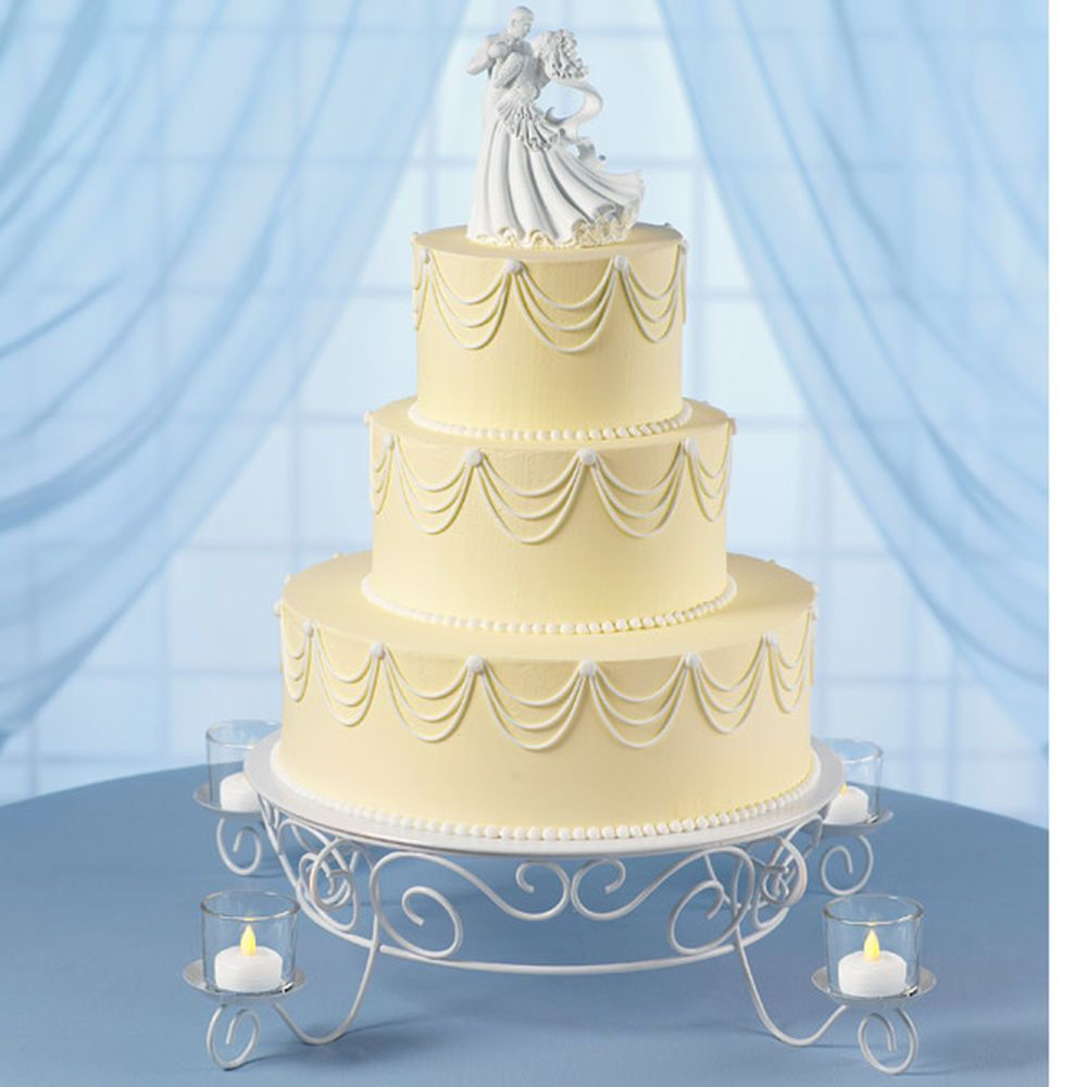 Votives around wedding cake google search moon and stars