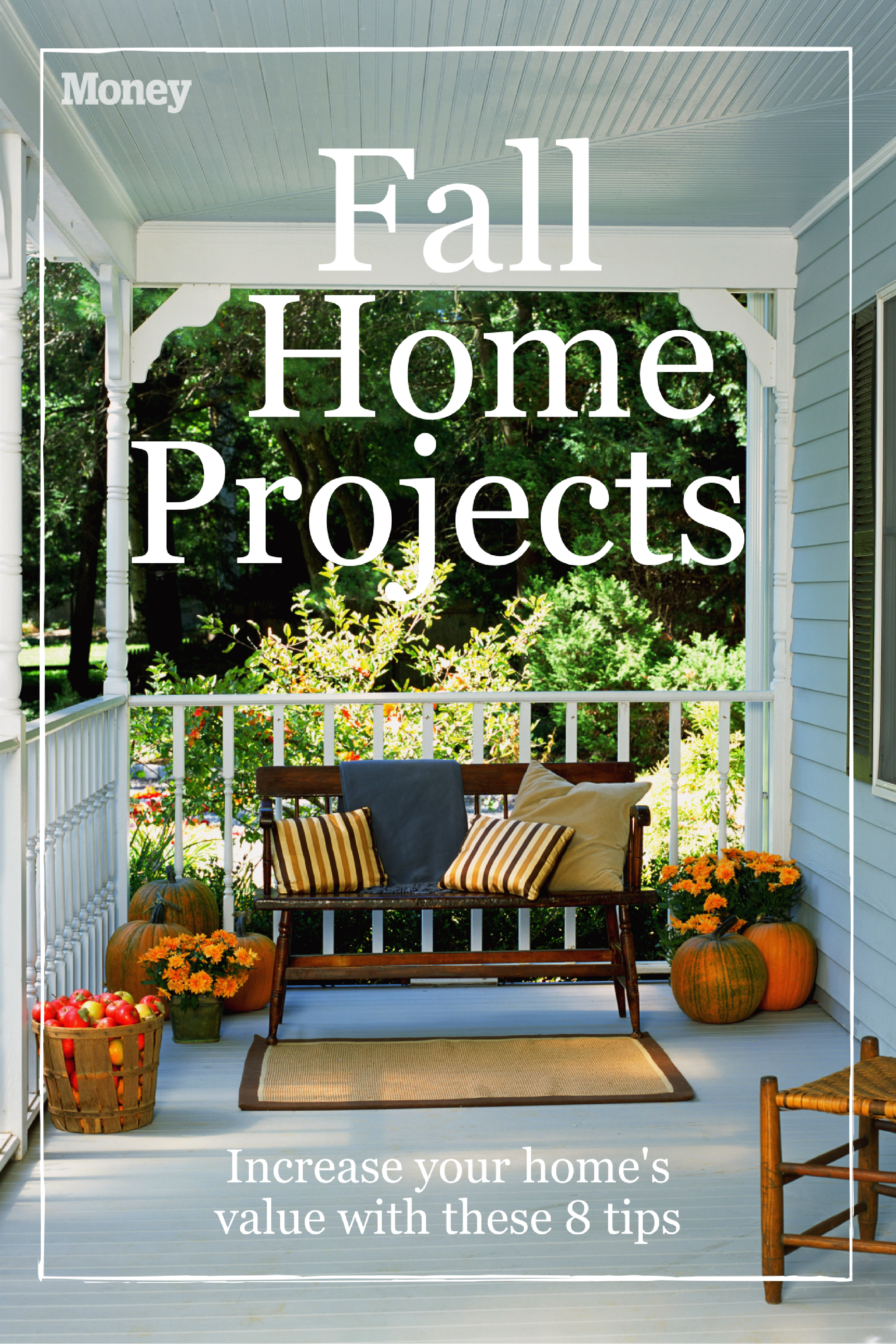 8 Home Improvement Projects For Fall That Will Increase