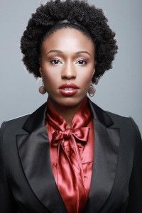 Natural Interview Or Office Style Natural Hair Styles For Black