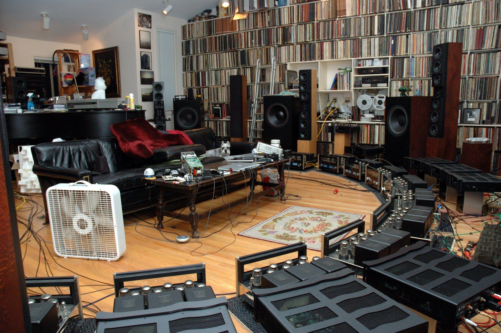 Kipnis Studio Standard (KSS) & Kipnis Studio Standard (KSS) | Listening Room | Pinterest | Audio ...