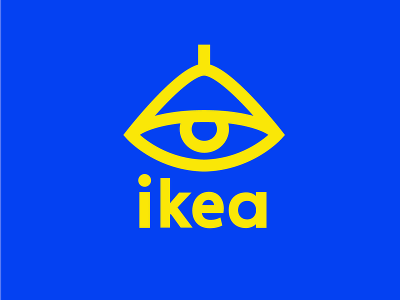 Ikea Logo Concept Ikea Logo Logo Concept Logos