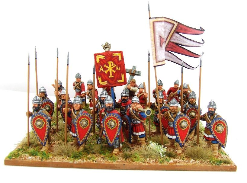 Byzantines | 28mm Byzantines for Impetus