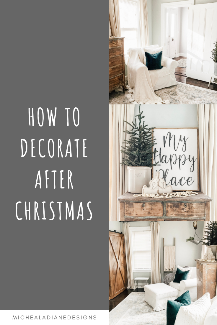 Photo of How to Decorate After Christmas