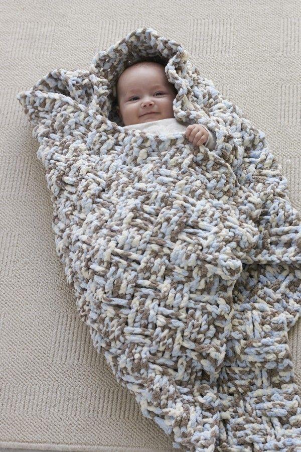 New Baby Blanket in Craft Ideas Magazine   Ideas magazine, Blanket ...