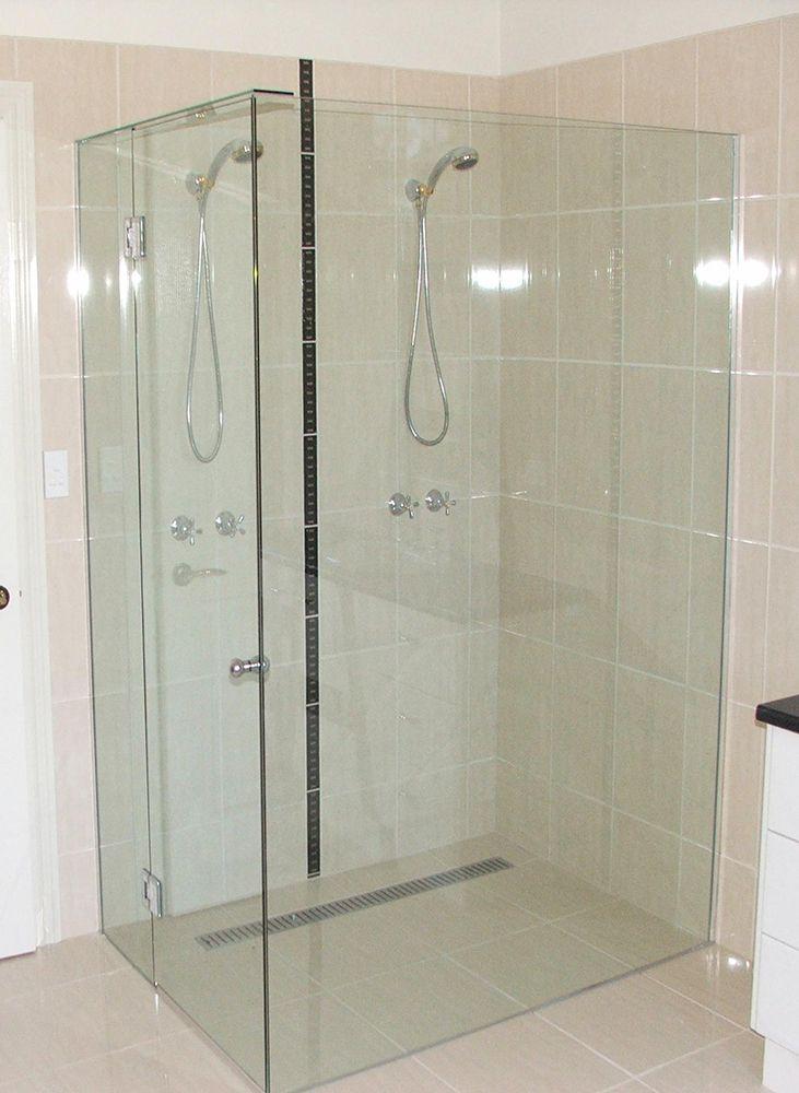 Frameless Showers Charlotte Nc Frameless Shower Doors