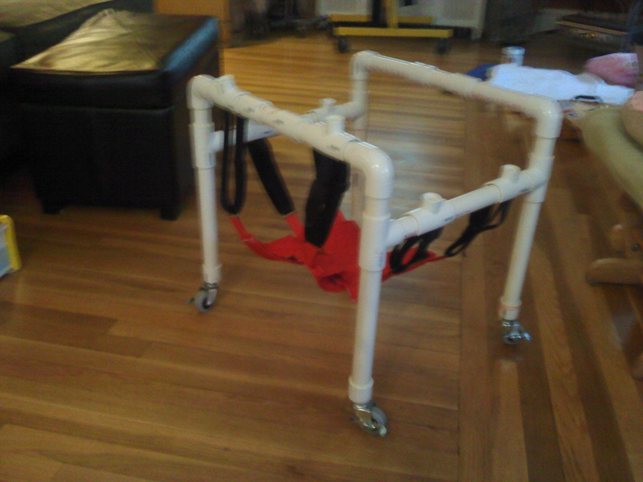 Sophia S Crawler Made With Pvc Tubie Stuff Cp Stuff