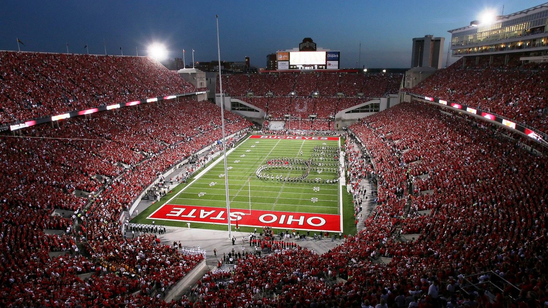 Ohio Stadium Wallpaper HD