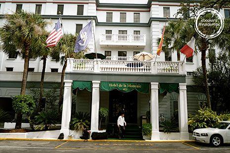 Das « Hotel de la Monnaie » in New Orleans