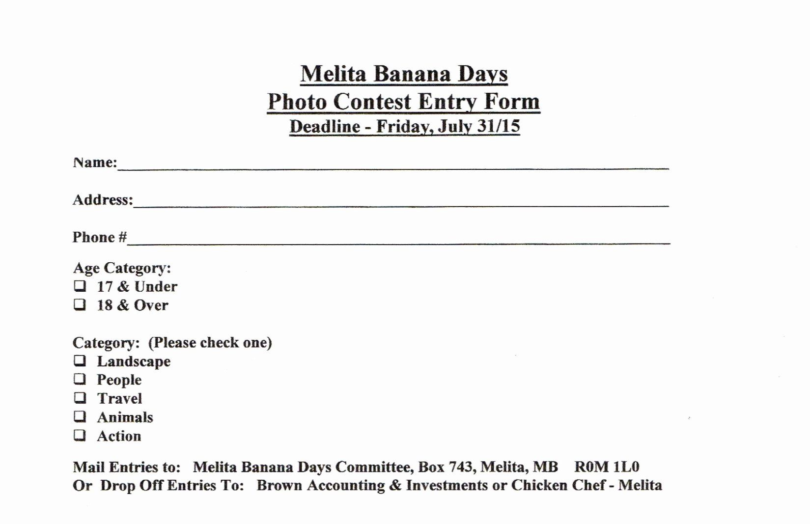 Contest Entry Form Template Word Best Of Contest Entry Form Template Door Prize Drawing Slips Word Template Templates Raffle Tickets Template