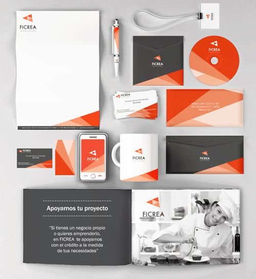 Remarkable Examples of Corporate Branding and Visual Identity ...