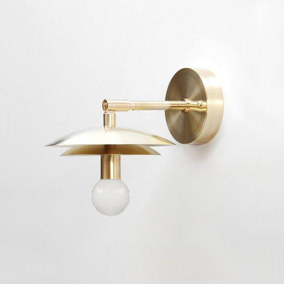 Mur Moderne Lampe - Bougeoir Moderne - Moderne Mur Lumière