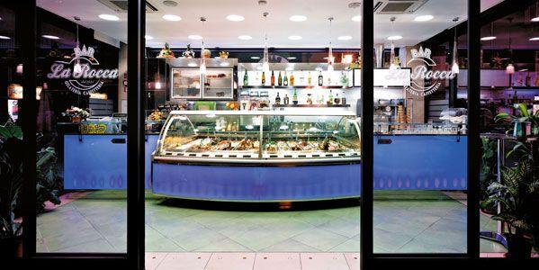 Gelateria Arredamento ~ Bar gelateria la rocca termini imerese palermo arredamento isa