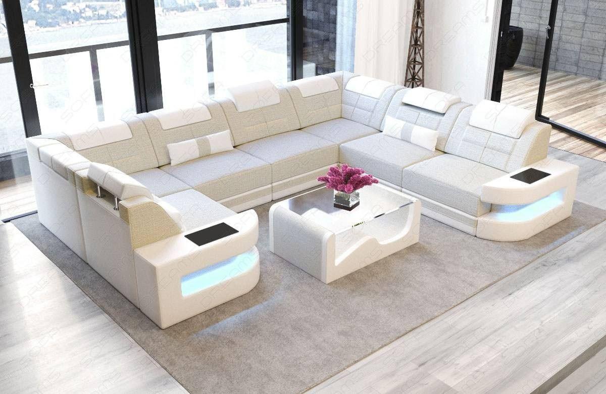 Premium Fabric Sofa Denver U Corner Sofa Interior Design Corner