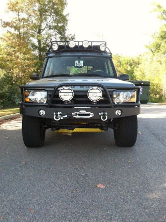 Arb Discovery 2 Front Bumper Google Search Discovery 1