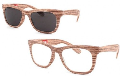 i need new glassesmanik wood - Wood Frame Glasses