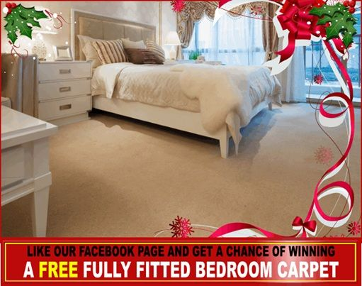 This Christmas Enjoy A Free Fully Fitted Bedroom Carpet In Your Home All You Need To Do Is Like Us On Facebook And Carpet Fitting Bedroom Carpet Carpet Shops