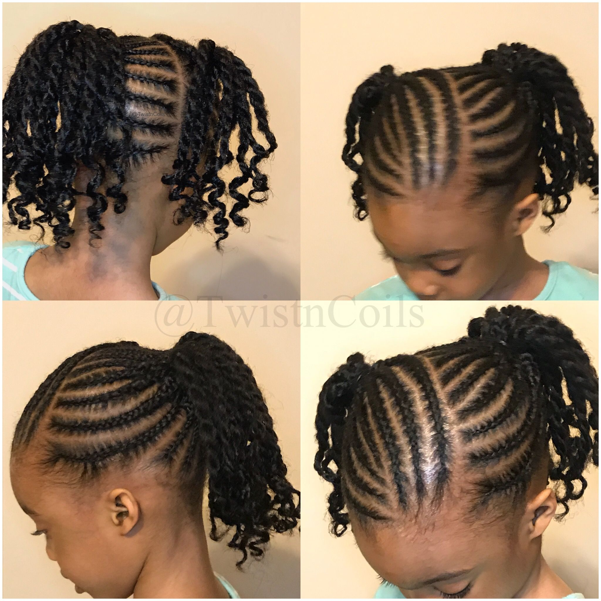 Braided Hairstyles That Make Your Hair Grow Braided Hairstyles For 60 Year Olds Braided To Scal In 2020 Kids Hairstyles Girls Natural Hairstyles Natural Hair Styles