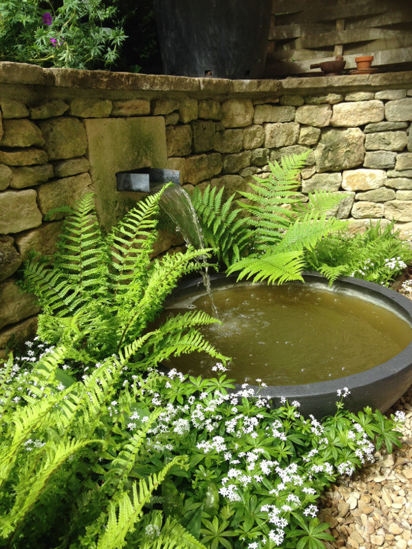 Cotswold Garden Water Features Ponds Streams Traditional Modern In 2020 Water Features In The Garden Modern Water Feature Garden Pond Design