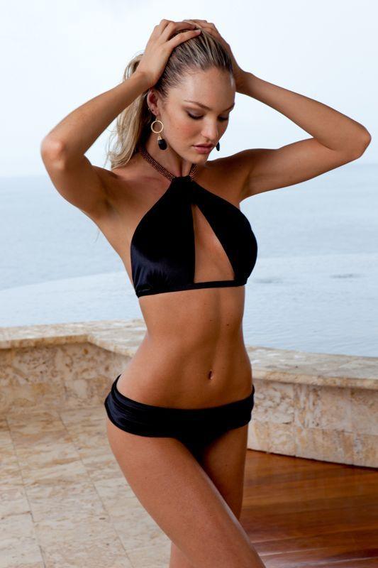 Steal Candice Bikini Style