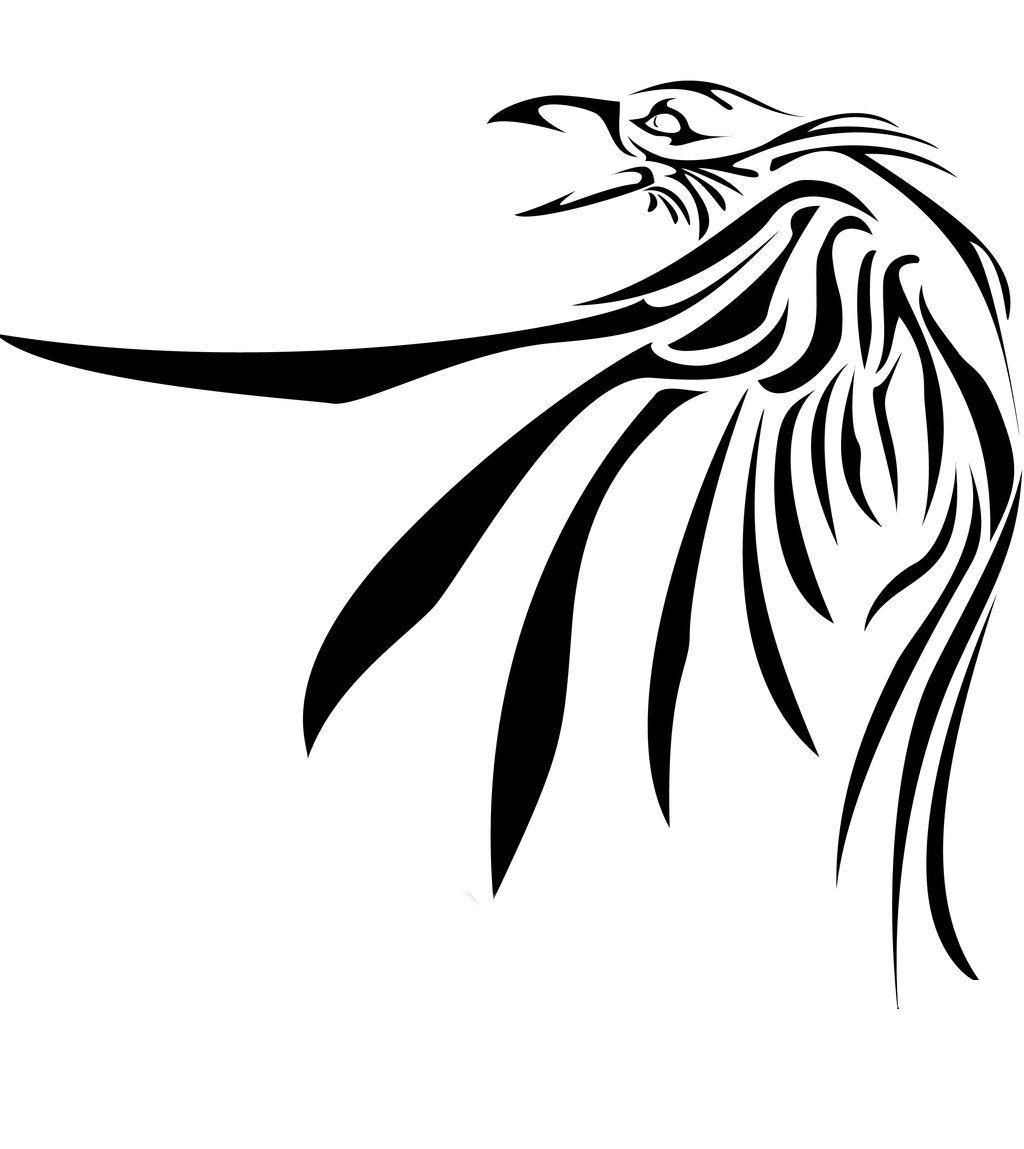 tribal raven tattoo cool tattoos pinterest ravens google search and tattoo. Black Bedroom Furniture Sets. Home Design Ideas