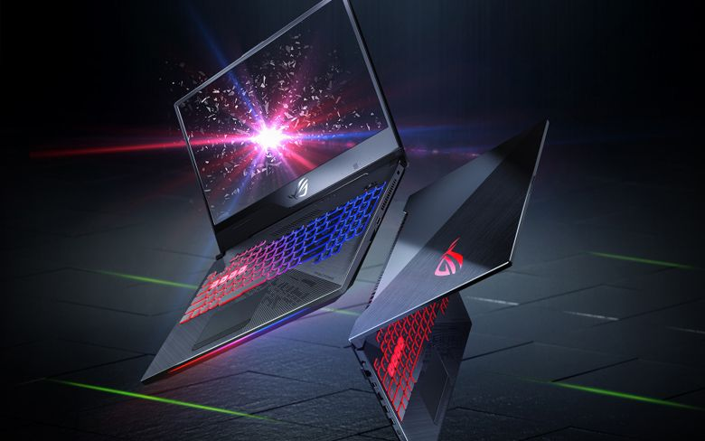 Asus Launches Rog Gaming Laptops Powered By Nvidia Geforce Rtx In