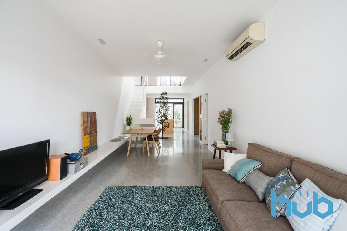 This Rundown Single Storey Terrace House In Pj Was Transformed