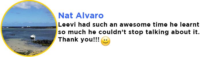 Nat Alvaro - Parent