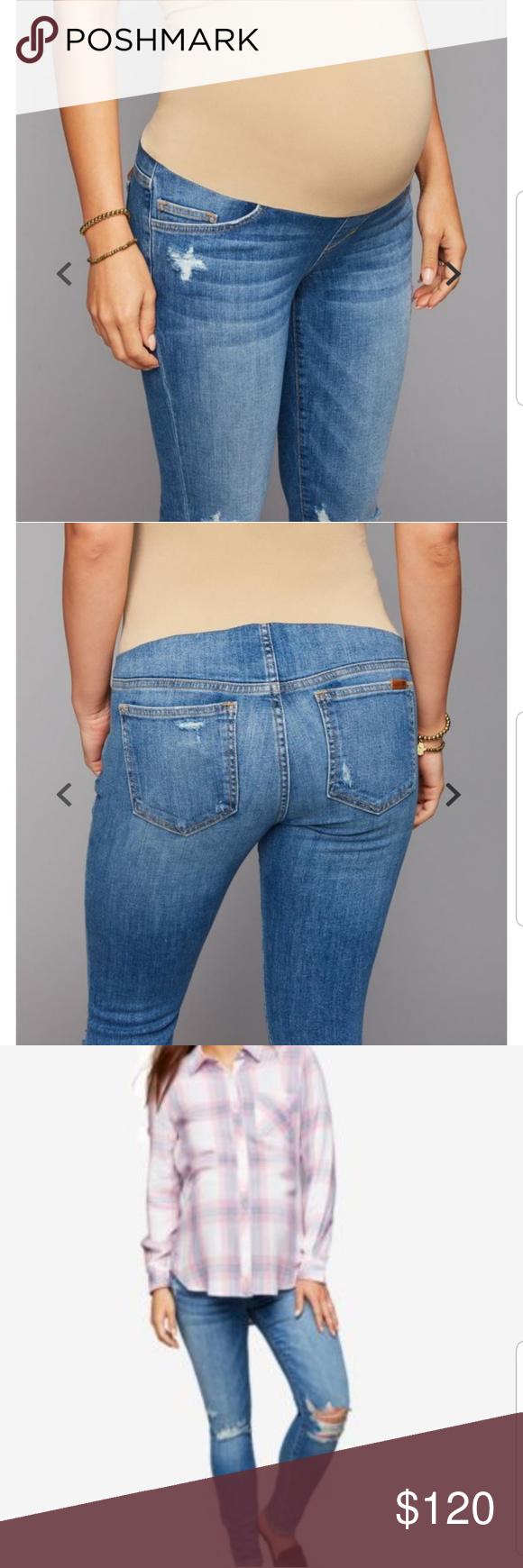 4a66769f9891c Joe's Jeans Maternity Skinny Jeans Joe's Secret Fit Belly Icon Skinny Ankle  Maternity Jeans Midge Medium