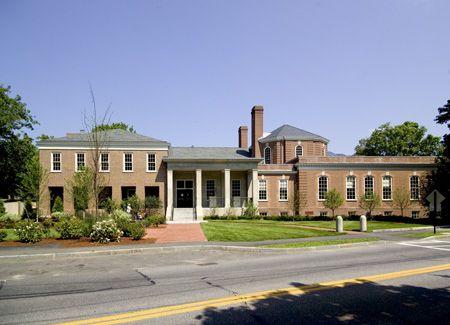 Concord Free Public Library Johnson Roberts Associates Public Library Library Concord