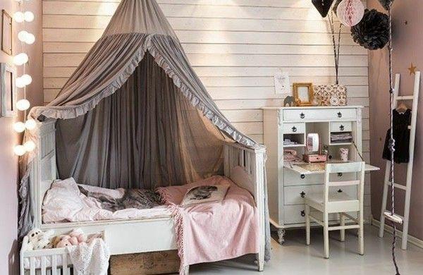 betthimmel ein traumhaftes schlafzimmer design erschaffen einrichtung ideen pinterest. Black Bedroom Furniture Sets. Home Design Ideas