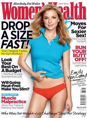 Womens health magazine love