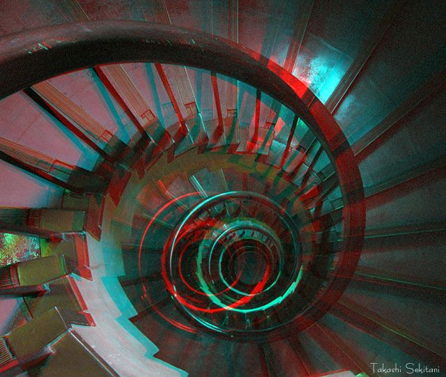 101 Most Amazing Anaglyphs 3d Images 3d Photography Creepy Pictures Photography Collage