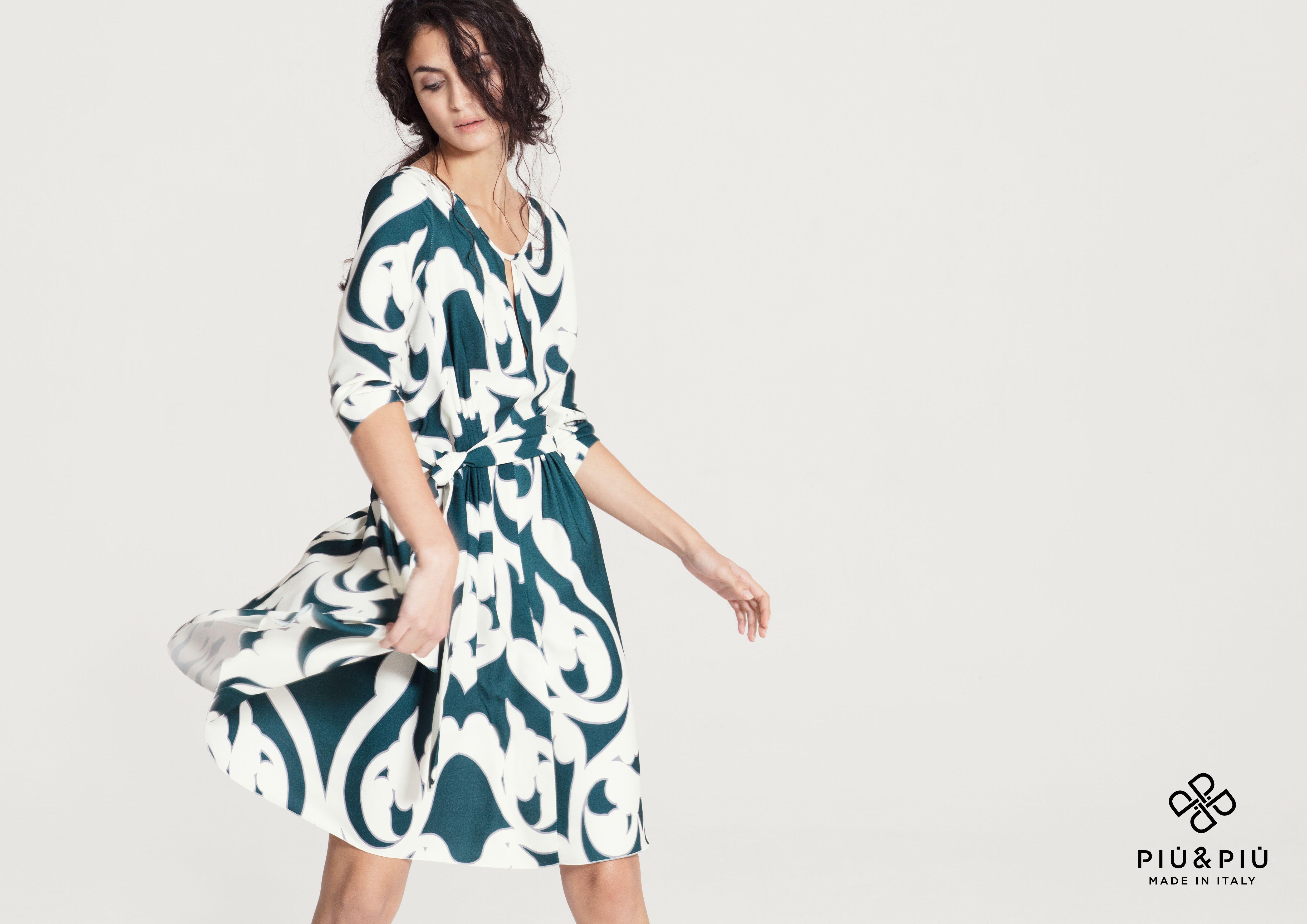 Sommer 2017 Kleid Muster PIU & PIU | Kleider | Pinterest | (2017)