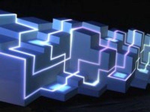 Ainda sobre projection mapping, aqui no Brasil, a SuperUber foi a pioneira ao criar o primeiro cenário usando a tecnologia em um programa de TV, o SporTV News.