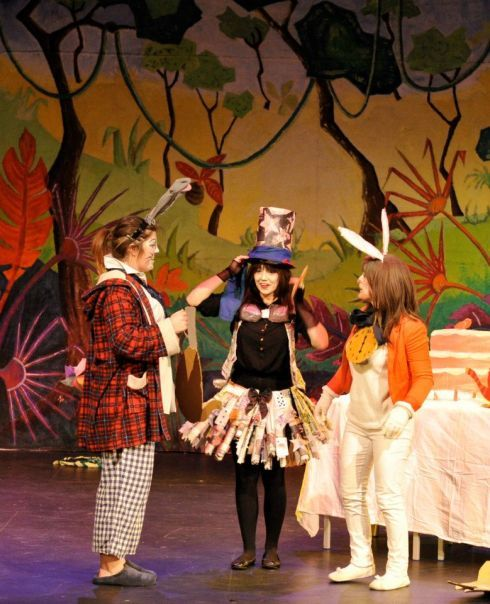 Alice In Wonderland Free Script Alice In Wonderland Alice In