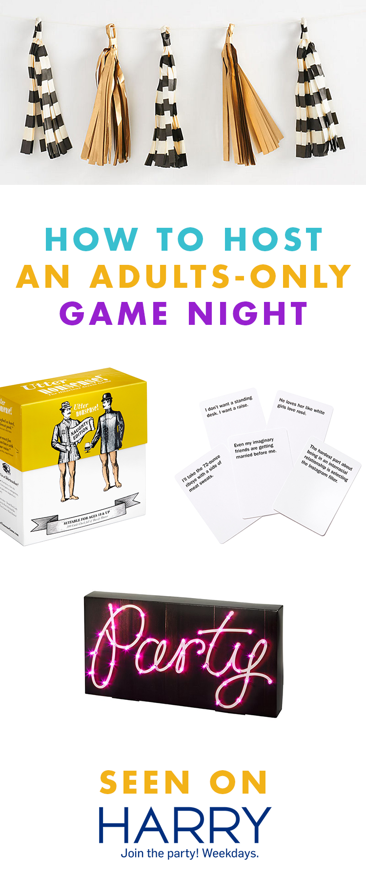 Grown up games to play