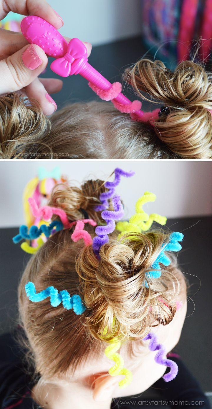 18 crazy hair day ideas for girls & boys   crazy hair, pony hair