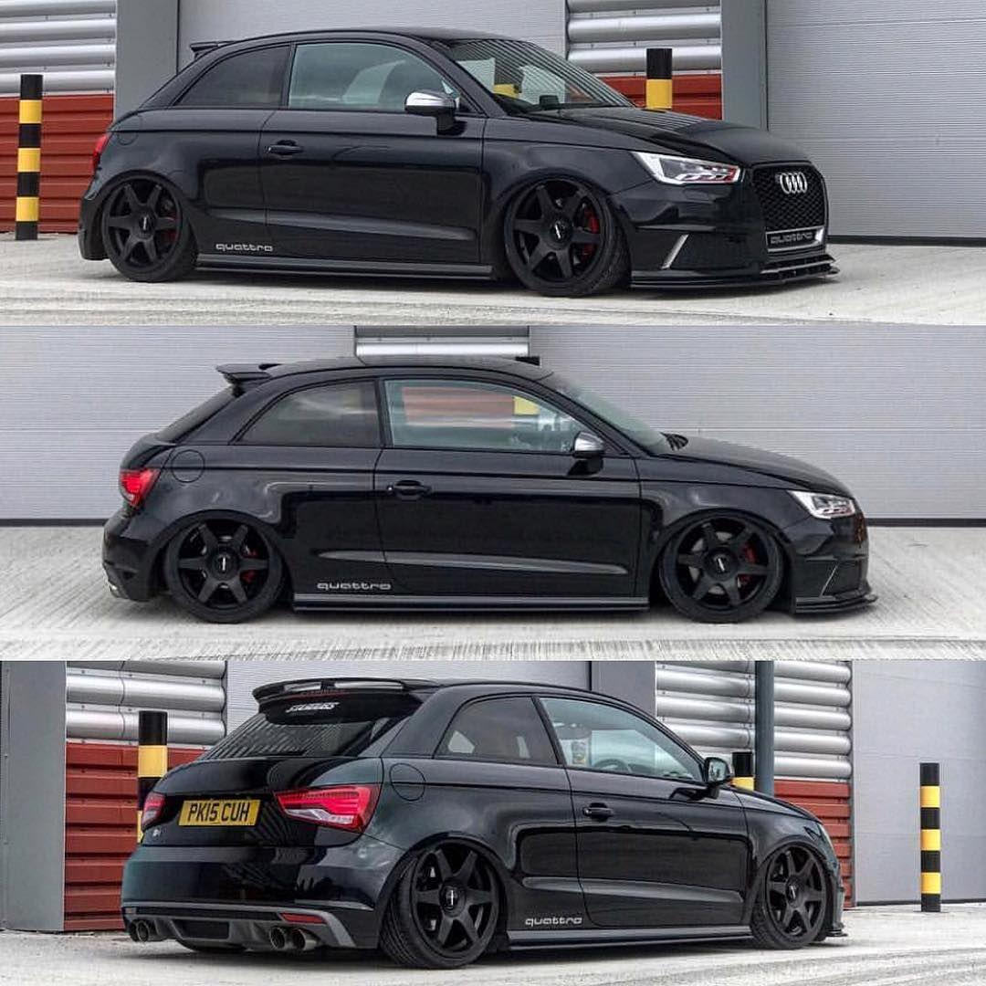 Tuning Family On Instagram All Black Audi S1 S1 Jack