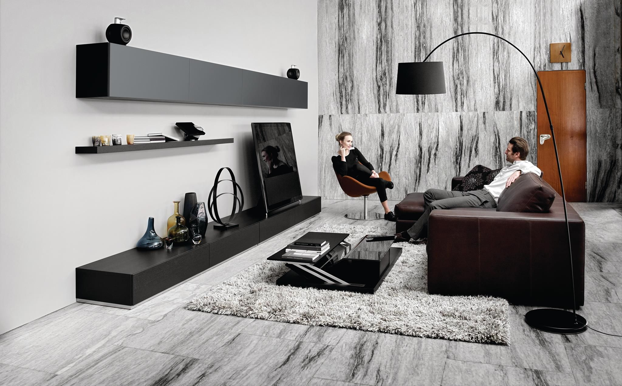 Discount Mobili Napoli Design Wandmeubel Home Space Boconcept Living Room Modern