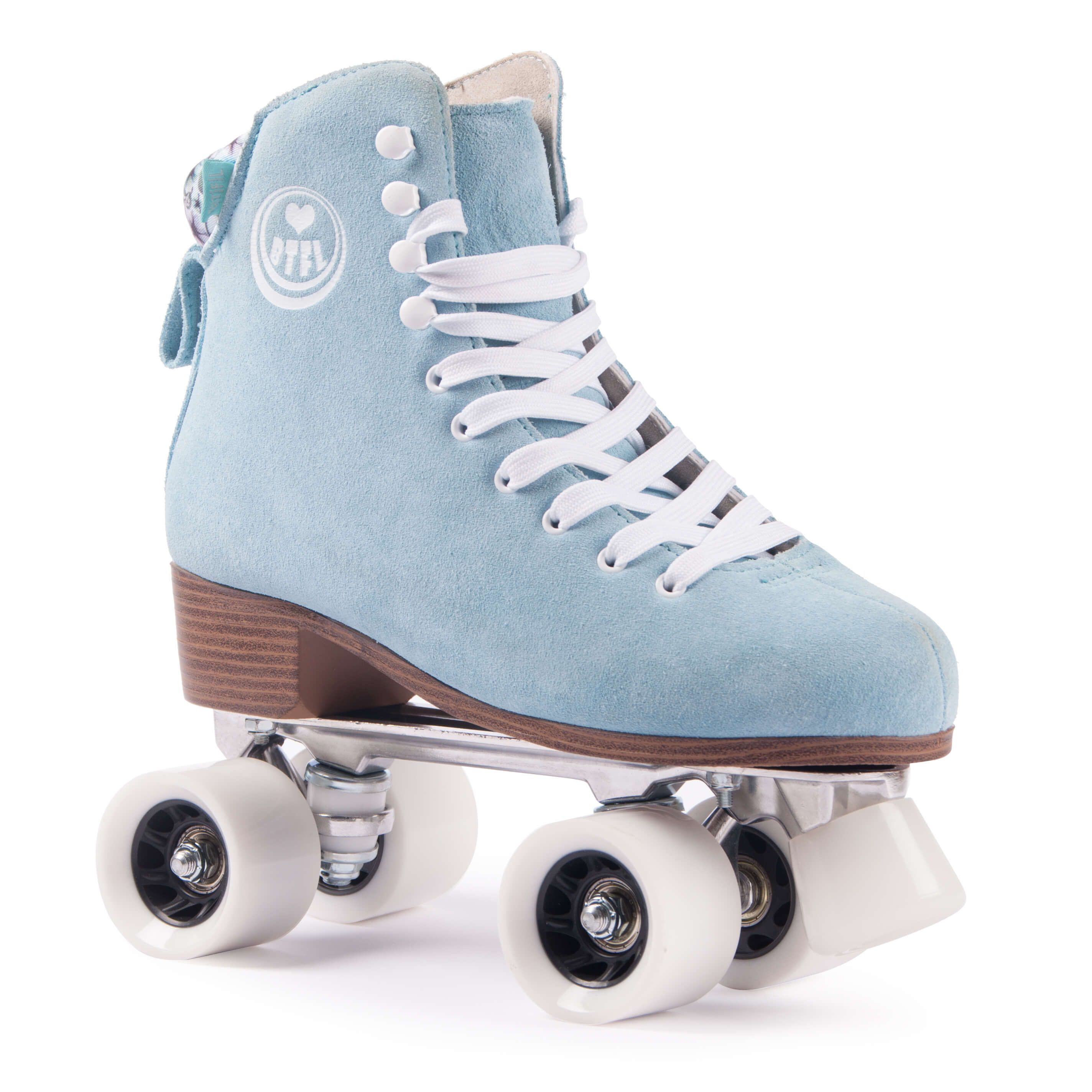 Bring back the feeling of the 70ies disco-boogie days when it all began  with these BTFL Roller Skate Classics! These skates have a timeless design  and ... d2f6156bf0
