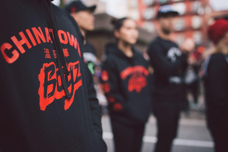5ad635b9e7a1 Vancity Original® for Chinatown - Chinatown Boyz Hoodie
