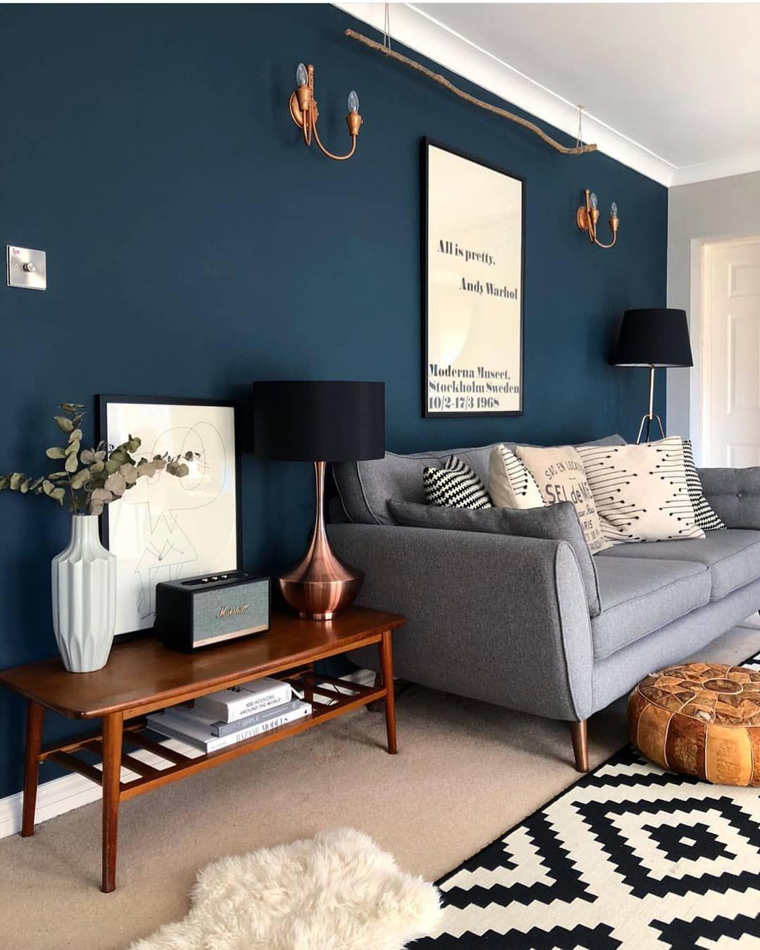 Mega Sale Big Discount Up To 60 Homedesign Y Homedesign Blue Living Room Decor Living Room Colors Blue Walls Living Room Jade living room ideas