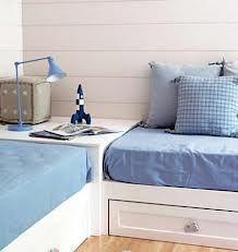 Decorar habitacion peque a con dos camas buscar con - Habitacion pequena para dos ninos ...