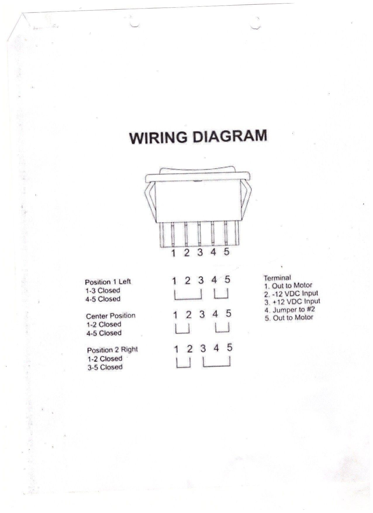 5 Pin Power Window Switch Wiring Diagram New In 2020 Diagram Trailer Wiring Diagram Wire