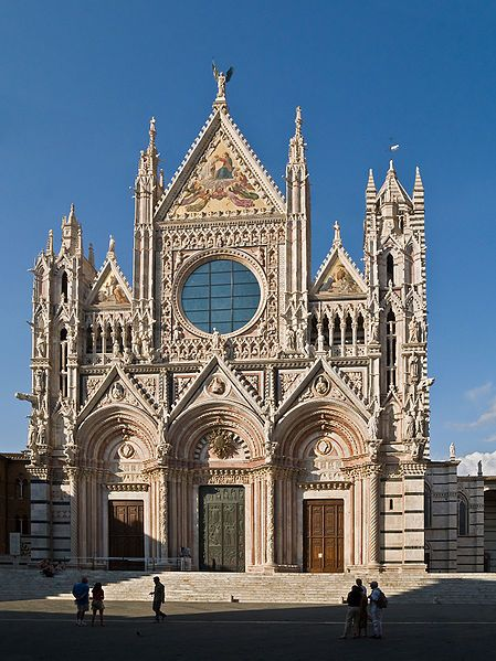 File:Cathedrale de Sienne (Duomo di Siena).jpg - Wikipedia, the free encyclopedia Sienne cathedral