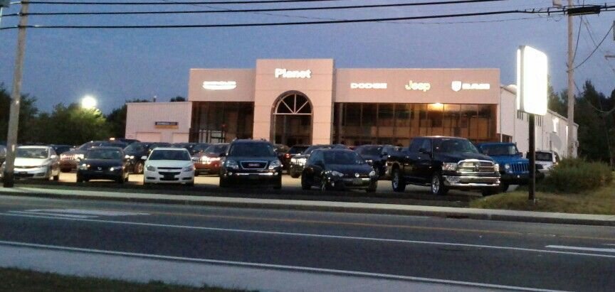 Planet Chrysler Jeep Dodge Ram In Franklin MA - Chrysler dealers in ma