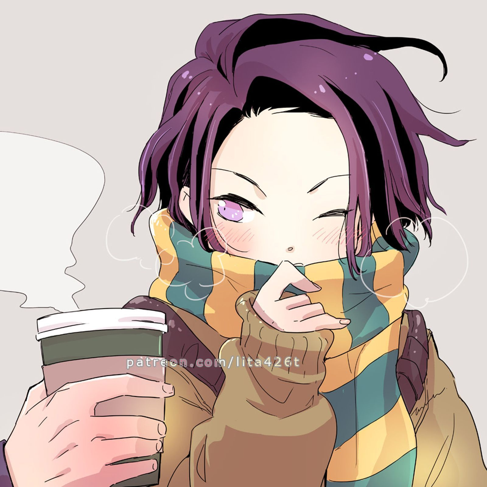 20171206 hot drink | Tachibana Lita on Patreon