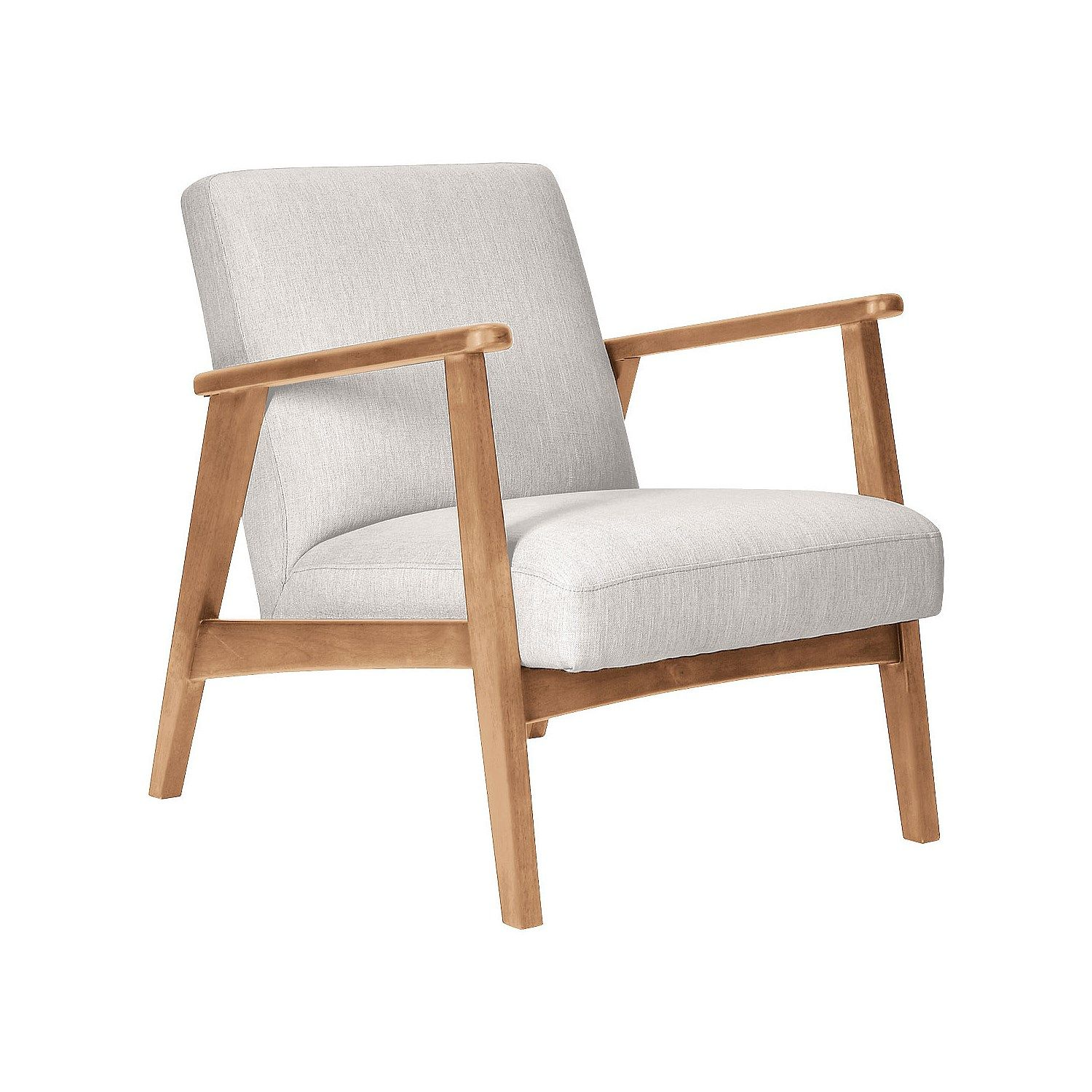 Armchairs And Occasional Chairs Den Armchair Oak Frame Sky